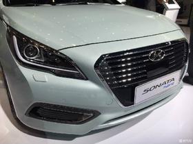北京现代除亮概念车外 还开价混动索纳塔?
