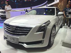 【原创】在2016北京车展上看见了心仪已久的CT6啦
