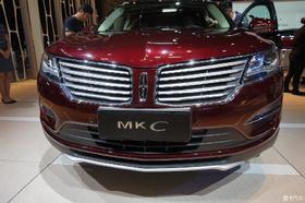 MKC北京车展 表现良好不落人