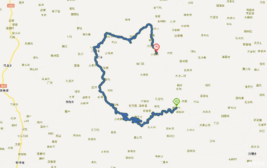 五一想去皖南川藏线
