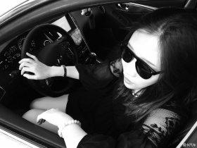 谁说女孩不爱车 京西古道自驾游