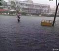 开车遭遇大暴雨,正确的姿势应该是这样