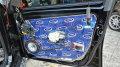 奔驰GLK260音响改装德国海螺 武汉音乐之声汽车音响改装