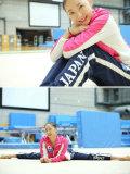 日本体操美女��山爱理