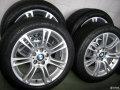 18寸捷克利产宝马5系M版350M进口原厂轮毂轮胎