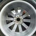 奥迪A7豪华原厂19寸轮毂轮胎