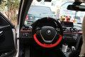 宝马3系旅行版加装一个梵汐方向盘套