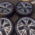 !!瞧瞧好看的新款奥迪A7原厂20寸锻造轮毂轮胎