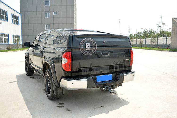 > 丰田坦途别一样的皮卡车货箱盖皮卡车改装