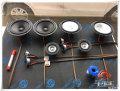 奥迪Q5改装德国海螺5系音响改装 西安车乐汇汽车音响改装