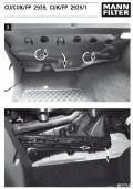曼牌空调滤清器安装图解(官方版)
