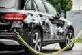奔驰GLC氢燃料电池车明年海外开售