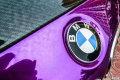 分享下这段时间宝马3系车身改色、改色、改色的写真集