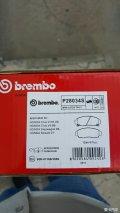 Brembo刹车片到货!