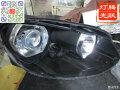 石家庄高尔夫7车灯改装透镜大灯升级氙气灯腾跃汽车灯光改装升级