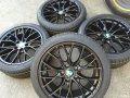 宝马3系原厂18寸锻造轮毂轮胎