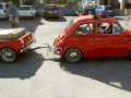 FIAT500 Trailer 让我带你去旅行吧!