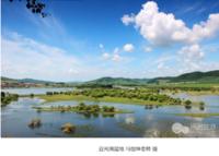 小游大石头亚光湖国家湿地公园