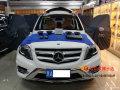 哈尔滨博士达汽车音响改装升级奔驰GLK260汽车音响改装