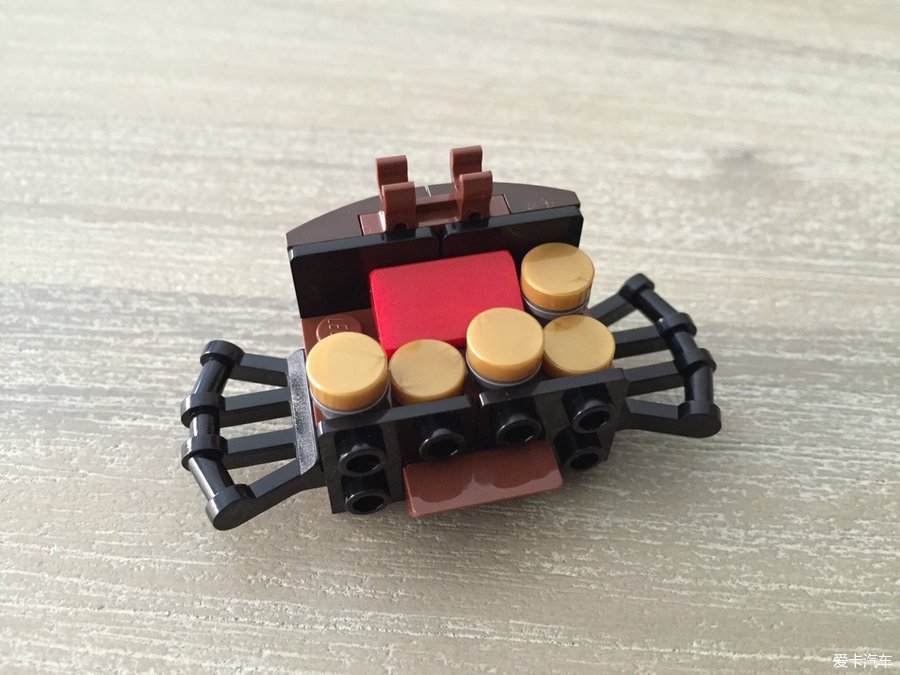 LEGO41568小螃蟹_乐高图纸_XCAR爱卡汽广州石化脱硫世界图片