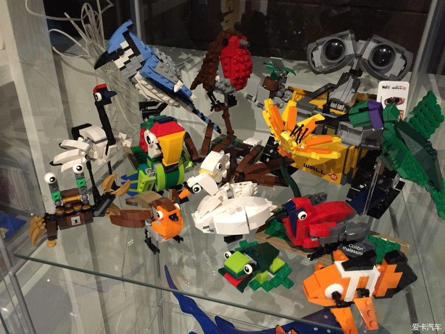 LEGO41568小螃蟹_乐高房屋_XCAR爱卡汽图纸世界层v螃蟹间两农村两图片
