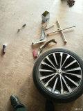 全新速派轮胎噪音解决方法