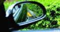 汽车后视镜的使用知识。