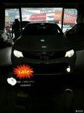丰田凯美瑞升级大灯15款凯美瑞改装透镜氙气灯
