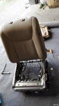 宁波车略轩升级丰田皇冠体验座立爽通风座椅系统