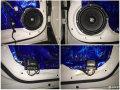 清晰逼真合肥音凰本田CR-V汽车音音响改装摩雷优特声603