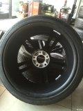 宝马M419寸原厂轮毂轮胎,原厂轮胎轮毂