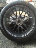 保时捷macan20寸原厂轮毂轮胎新车拆,原厂轮毂轮胎