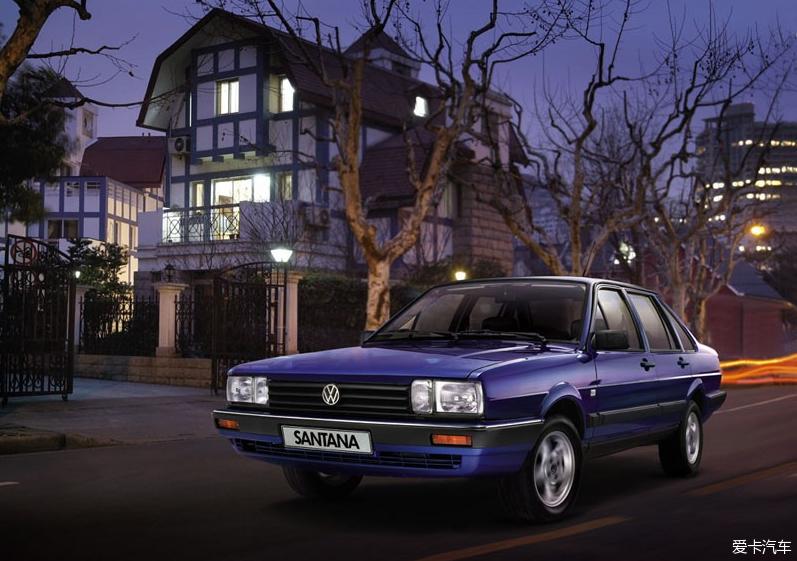 1983年 第一辆桑塔纳轿车在中国组装成功-遇见20年前的你,牵手桑塔