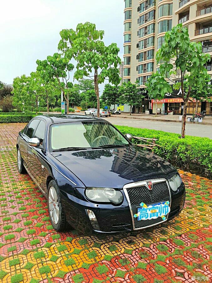 出售07荣威750E_二手车论坛_二手车市场_二标致307波箱P0003故障图片