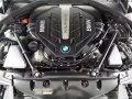 14款宝马750铁灰色黑笼新款发动机