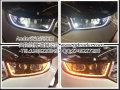 福特锐界车灯改装锐界大灯升级双光透镜锐界改氙气灯