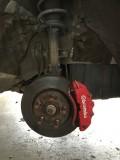 山西K5小宝之起亚K5安全性能AP刹车改装
