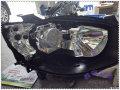东莞灯光影音升级―――马自达CX-5改装升级Q5双光透镜