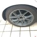求版主留情,卖自己的16寸改装轮毂。多谢多谢。