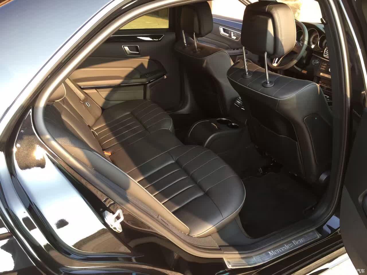 16年3月上牌新款奔驰E260L运动型