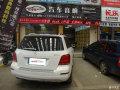 武汉汽车音响改装-奔驰GLK300-无损音响改装,