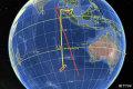 """MH370机长模拟""""自杀""""航线曝光与现实相似(图)"""