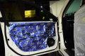 长沙江波汽车音响改装吉利博瑞全车隔音享受国内最好大能静音环境