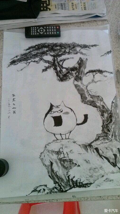 唐伯虎画什么动物