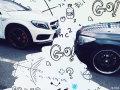 【晒新车,秀恩爱】:小白GLA45提车+一期改造作业