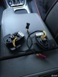 A4B6加装换挡拨片,恢复操控性