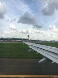 今天机场拍的,越南岘港机场
