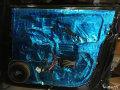 苏州汽车音响改装-雪佛兰科帕奇音响升级、两门隔音