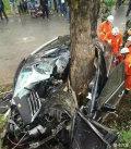 宝骏560的惨烈车祸是怎么造成的拆车发现多个地方存在隐患