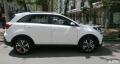 起亚傲跑KX3提车作业白色(1.6DLX)